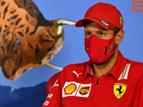Vettel adamant he will not quit Ferrari before season end