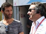 Mark Webber: Impossible to see where Formula E will be in next decade