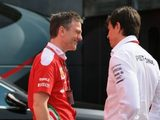 Mercedes bring in James Allison as Lowe replacement