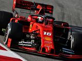 Charles Leclerc quickest on penultimate F1 test day as Pierre Gasly crashes heavily