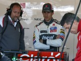 "Adrian Sutil: ""I think we can hope for points"""