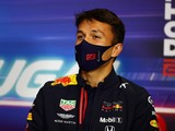 No extra pressure for Red Bull F1's Albon amidst replacement rumours