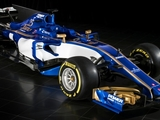 Sauber presents new Formula 1 car