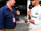 Brundle: F1 races to the break