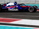 Daniil Kvyat felt confident 'straight away' on Toro Rosso F1 return