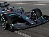 """Hamilton: Not a lot good to say about """"too hard"""" 2019 Pirelli tyres"""