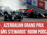 Mercedes low and Verstappen woe - GPFans Stewards' Room Podcast!