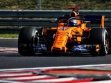 Lando Norris to replace Fernando Alonso for opening Belgian GP session