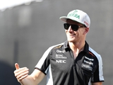 Hulkenberg reminisces on fond memories in Brazil
