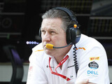Vettel never a consideration for McLaren