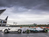 Mercedes to run special livery in 200th race