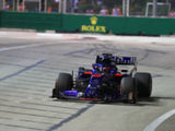 "Friday running has given us ""a good idea of what we need to do for tomorrow"" – Toro Rosso's Jonathan Eddolls"