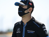 Williams forces Latifi to change driving style