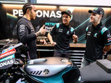 Hamilton: MotoGP ride a dream