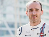 Kubica confirms three practice outings for Williams