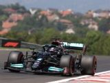 Lewis Hamilton Leads a Mercedes 1-2 In Qualification at the Hungarian Grand Prix