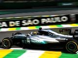 Mercedes team members robbed at gunpoint in Brazil