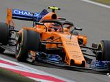McLaren fined for unsafe release in Chinese GP FP2