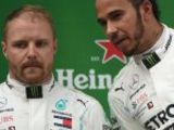 Brundle: Mercedes give Ferrari problems