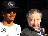 Todt has mixed emotions as Hamilton closes on Schumacher's records