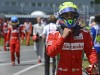 Massa frustrated after minor Q3 mistake