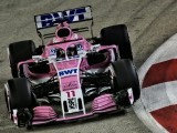 Perez Heralds 'Incredible Result' after Securing First Singapore Top Ten Start