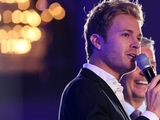 Rosberg wins Laureus breakthrough prize