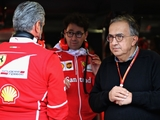 Marchionne denies Arrivabene is facing the axe