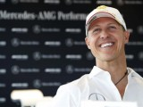 Schumacher out of coma, leaves Grenoble hospital