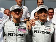 Rosberg feared 'God-like' Schumacher would turn Mercedes on him in 2010