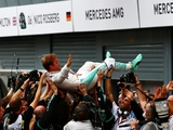 Rosberg credits 'awesome' start to maiden Monza victory