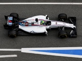 Williams frustrated by early end to testing