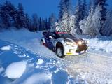 Valtteri Bottas ninth at Arctic Lapland Rally