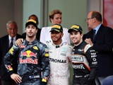 Hamilton elated as victory drought ends