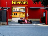 Leclerc drives Ferrari's 2020 F1 car on Maranello streets