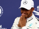 Hamilton: Knighthood would be 'incredible honour'