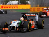 Hülkenberg delighted by points on Force India return