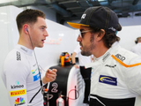 McLaren's Alonso favouritism recalled by Vandoorne