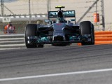 Rosberg fastest on opening morning in Bahrain