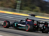 Bottas prevails to claim Eifel GP pole position