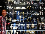 £10,000 reward offered in Red Bull trophy theft