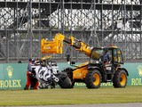 Kvyat's F1 British GP crash caused by overheating wheel rim