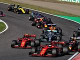 Power unit emissions less than 1 per cent of F1's carbon footprint