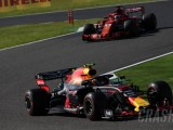 Vettel drove into the side of my car - Verstappen