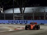 F1 Singapore: Leclerc Puts Ferrari on top in Final Marina Bay Practice