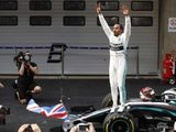 Lewis Hamilton wins F1's 1000th Race and takes championship lead in China
