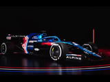 'Bonjour' to Alpine's first F1 car, the A521
