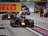 F1 Canadian GP - Starting Grid