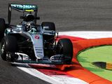 Nico Rosberg fastest in opening practice session at Monza
