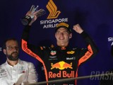 Verstappen's Singapore GP composure shows he's maturing - Brawn